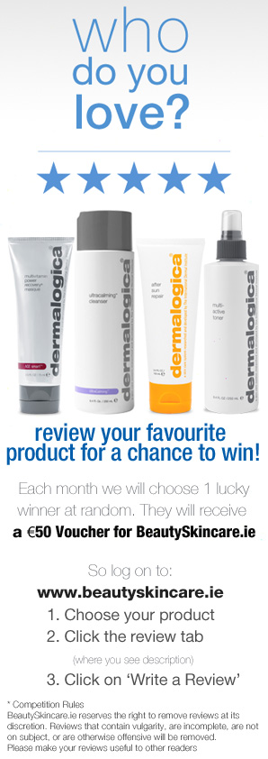 Review Dermalogica and WIN